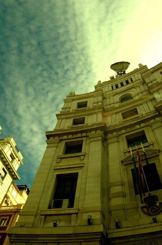 Edificio Correos de Puerta Real