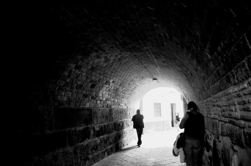 Al final del tunel...