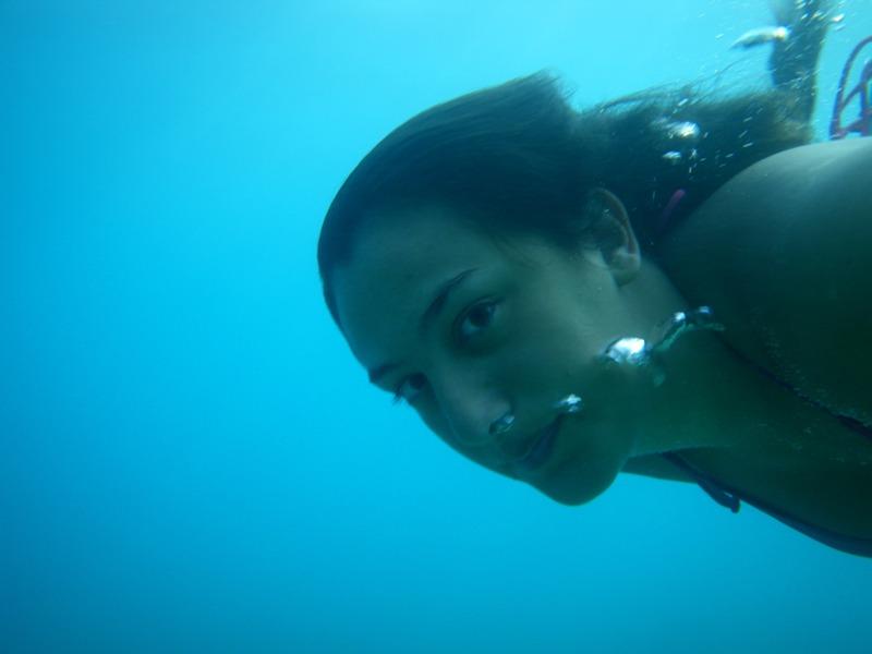 Como pez en el agua