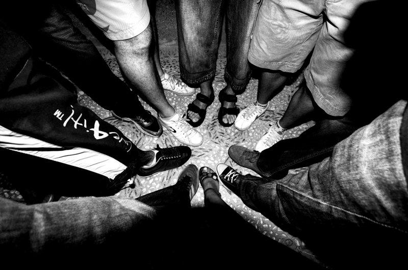 Cada uno con su zapato