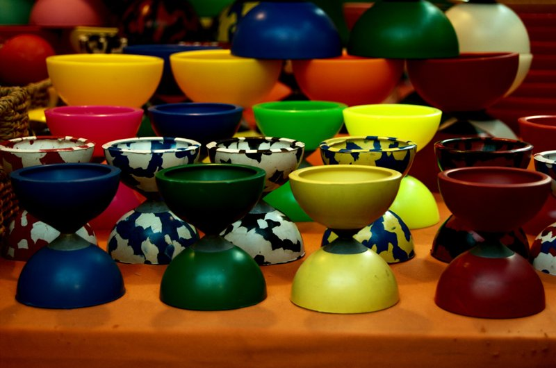 Colores del parchís