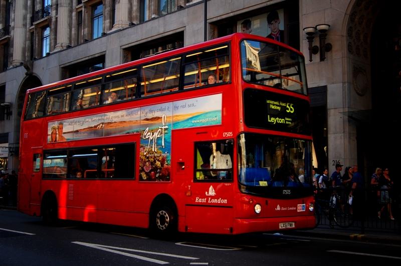 Autobuses londinenses
