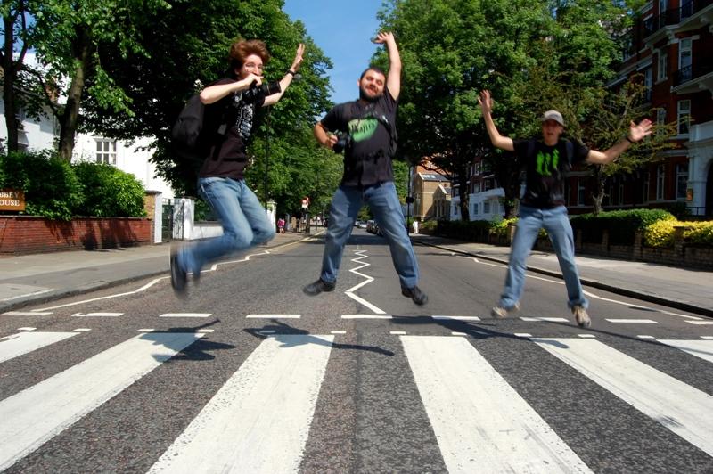 Abbey Road diferente