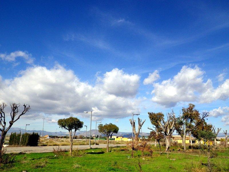 Bonitas nubes