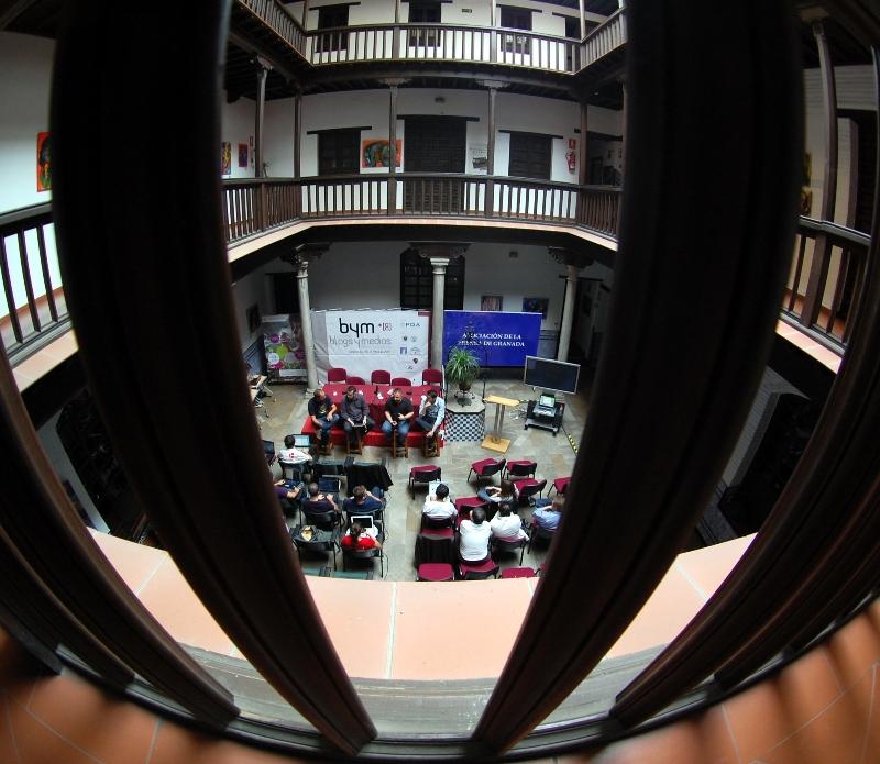 Blogs y Medios de Comunicación 8 en Granada