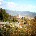 Alhambra desde el mirador de San Cristóbal