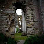 Ruinas de Corfe Castle