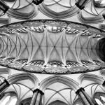Bóveda de la catedral de Salisbury