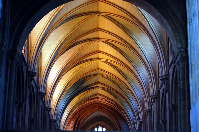 Bóveda del Priory, Christchurch