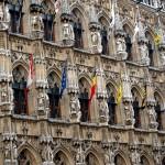 Banderas, Ayuntamiento de Leuven