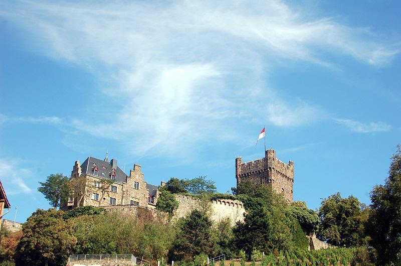 Castillos alemanes, Bingen