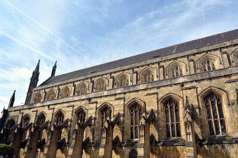 Arquitectura en Winchester