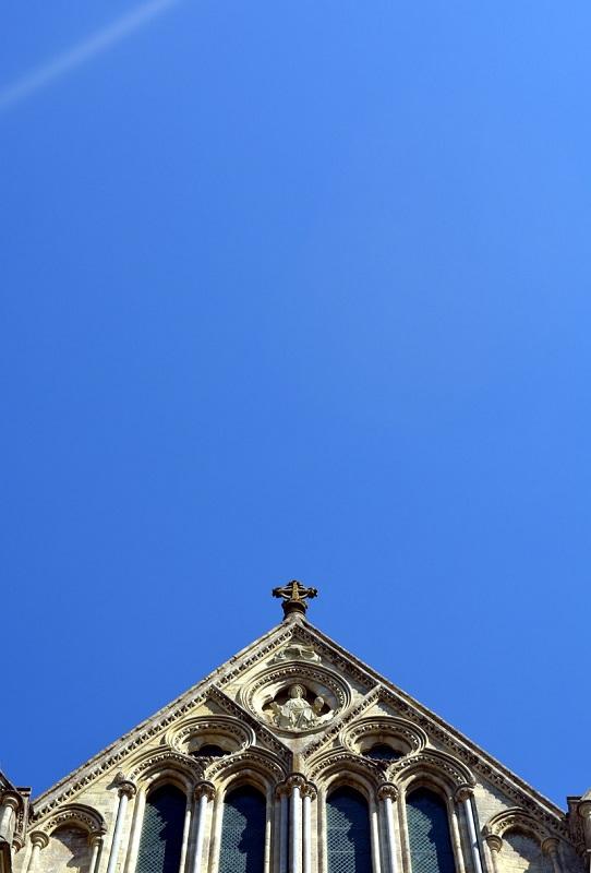 Triángulo en el cielo