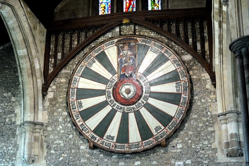 Mesa Redonda de Winchester